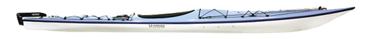 Seaward Tyee fibreglass kayak